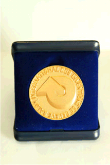Gold medal of Labfer Ltd. at Zheneva 2009